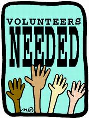 Drop & Go Volunteers Needed
