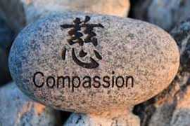 "October's Catholic ""Super Virtue""-Compassion"