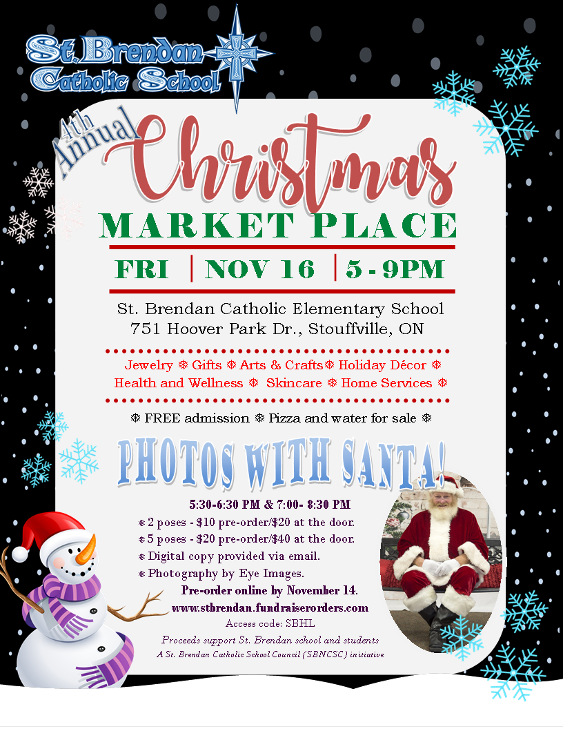 SBN Christmas Marketplace