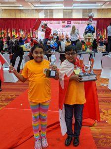 Congratulations Ebishan and Emiksha