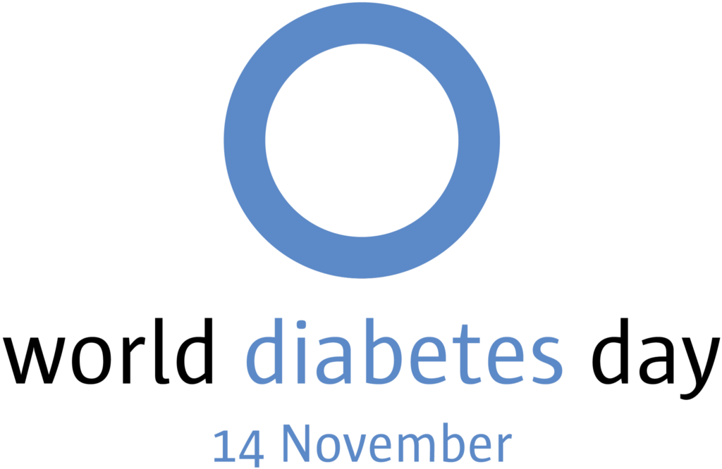 World Diabetes Day-  November 14